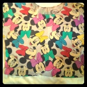 Disney Minnie Midi tee